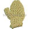 Рукавица из сизаля крупной вязки