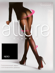 SUPPORT 30 колготки жен. Nero