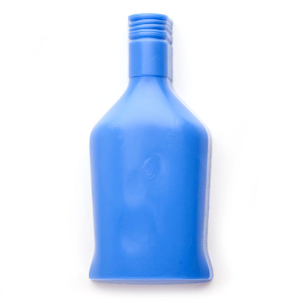Пластиковая форма для мыла Бутылка коньяка