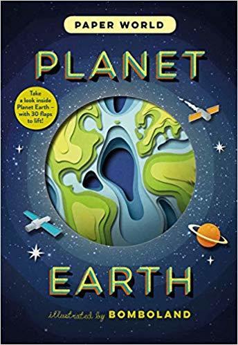 Kitab Paper World: Planet Earth | Ruth Symons