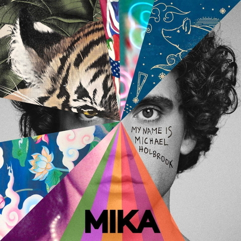 Mika / My Name Is Michael Holbrook (LP)