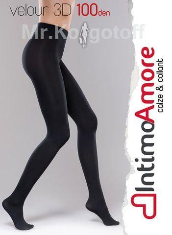 Колготки Intimo Amore Velour 3D 100