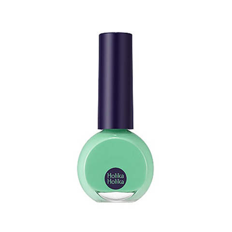 Лак для ногтей Holika Holika Basic Nails GR06 Joyful Mint