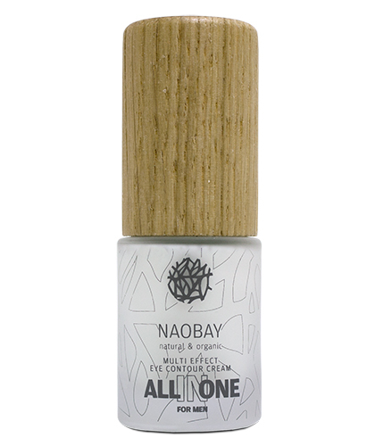 Крем для кожи вокруг глаз для мужской кожи, Naobay