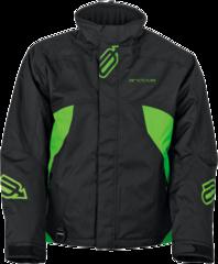 Pivot Insulated / Черно-зеленый
