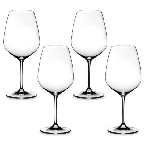 Набор из 4-х бокалов для вина Cabernet Sauvignon Pay 3 Get 4 800 мл, артикул 5409/0. Серия Heart To Heart