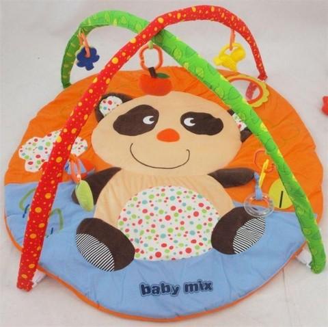 Игровой коврик для новорожденных  Baby Mix Панда
