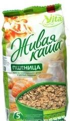 Живая каша Микс Пшеница, 300 гр. (Алтайснэк)