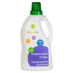 Кондиционер для белья Прованские травы, 1500мл ТМ FreshBubble