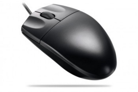 Logitech Value Optical Mouse Black