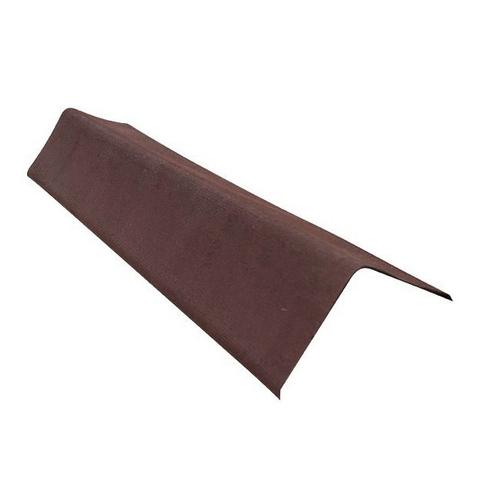 Щипцовый элемент ондулин коричневый 1000 мм