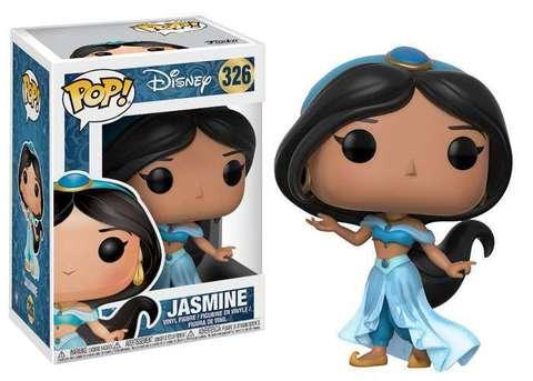 Jasmine Aladdin Funko Pop! Vinyl Figure || Жасмин