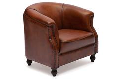 Кресло Secret De Maison Ерк (YORK) ( mod. M-4712 ) — коричневый