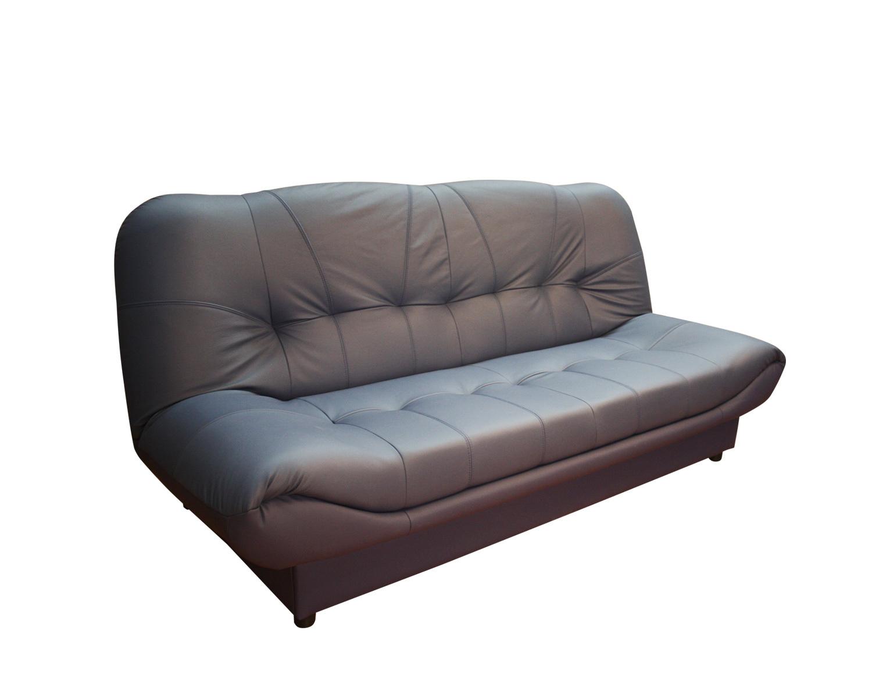 диван из натуральной кожи Скали