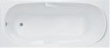 Ванна акриловая BAS Мальдива 160x70 комплектация стандарт без гидромассажа
