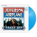 Jefferson Airplane / Takes Off (Coloured Vinyl)(LP)