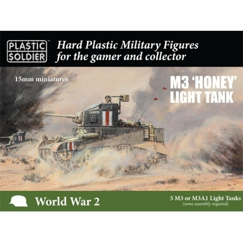 15mm Stuart Honey