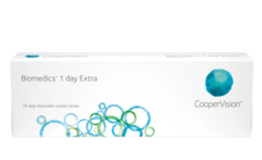 Cooper Vision - Biomedics 1 Day Extra