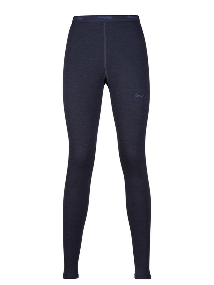 Bergans термобелье брюки 1867 Akeleie Lady Tights Night Blue