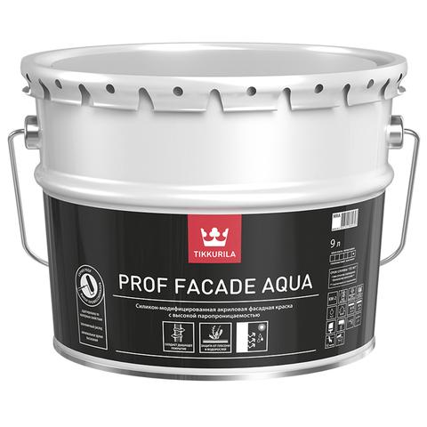 Tikkurila Euro Prof Facade Aqua / Тиккурила Евро Проф Фасад Аква