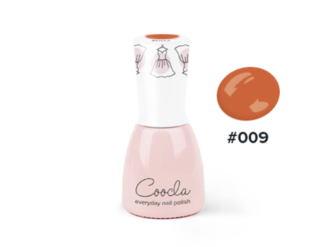 Лак Everyday nail polish #009 My Dear Pumpkin