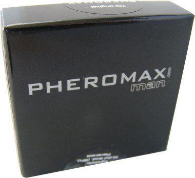 Концентраты феромонов: Мужской концентрат феромонов PHEROMAX Man Mit Oxytrust - 1 мл.