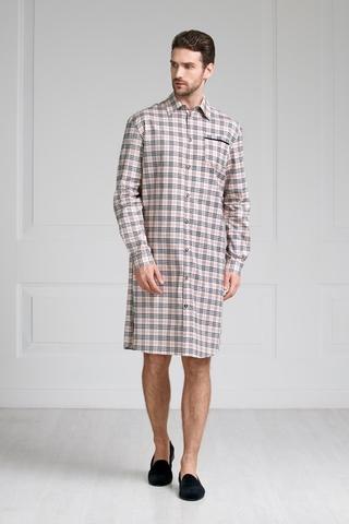 Мужская домашняя рубашка 61341  Laete Турция