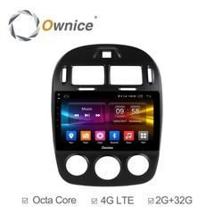 Штатная магнитола на Android 6.0 для Kia Cerato 09-13 Ownice C500+ S1741P