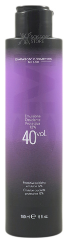 Окисляющая эмульсия со смягчающим и защитным действием DCM Protective Oxidizing Emulsion 12% 40 Vol. 150 мл