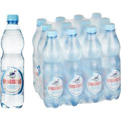 Вода минеральная Черноголовская  негаз. 0,5л. пэт 12шт/уп
