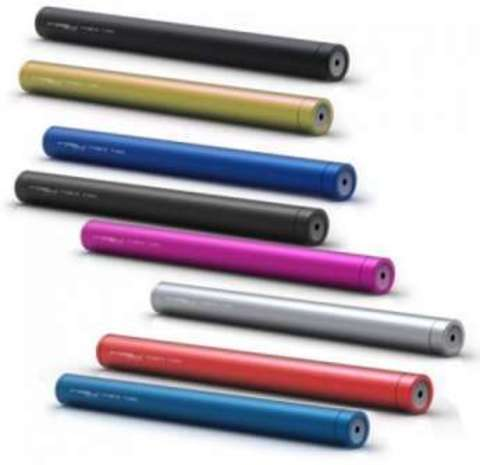 Mipow Power Tube 6600 - внешняя батарея для iPad/iPhone/iPod (Navy Blue)