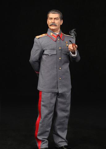 Joseph Jughashvili Stalin Figure 1:6 || Иосиф Виссарионович Сталин. Коллекционная фигурка