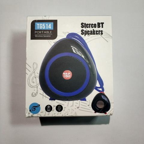 Колонка Bluetooth TG-514 (цвет ассорти)