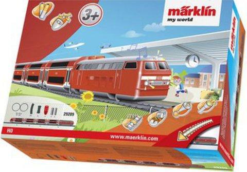 Marklin 29209 Стартовый набор пассажирского состава