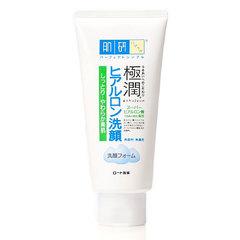 Пенка для умывания с гиалуроновой кислотой HADA LABO  (Япония)
