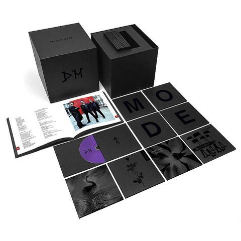 Depeche Mode / Mode - The Definitive Depeche Mode Studio Collection (Limited Edition Box Set)(18CD)