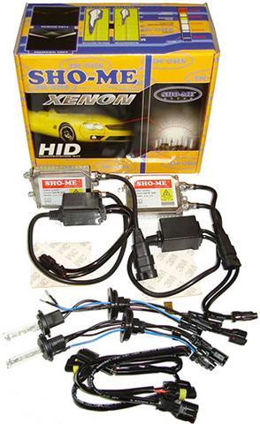 Комплект ксенона Sho-Me Super Slim H1 (4300K)