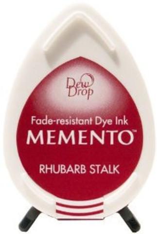 Штемпельная подушечка mini - MEMENTO - Rhubarb Stalk