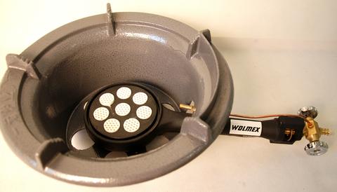 Горелка газовая, Wolmex CGS-30R3, 30кВт
