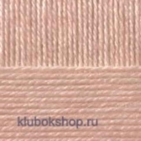 Пряжа Конкурентная 03 светло-бежевый (Пехорка) - купить в интернет-магазине недорого klubokshop.ru
