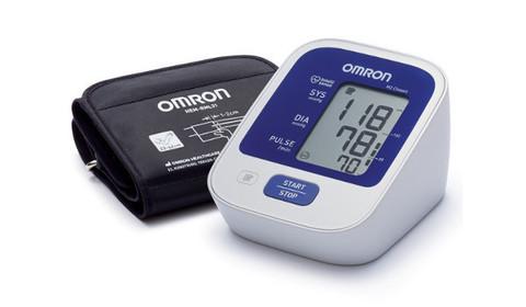 Тонометр автоматический на плечо с универсальной манжетой Omron M2 CLASSIC