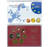 2003 год Набор монет EURO Германия Пруф
