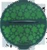 Компостер садовый «Волнуша» 1000 л с рисунко