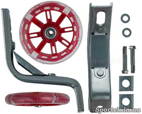 Боковые колеса для детских велосипедов с диаметром колес 16 дюймов