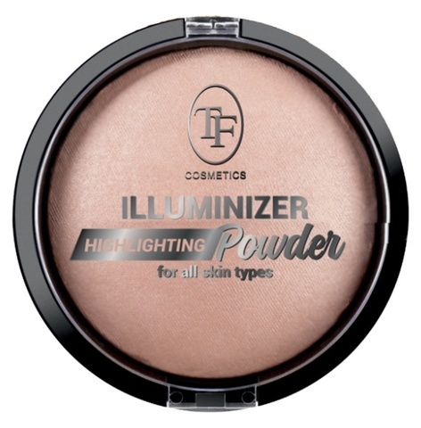 ТФ Хайлайтер-пудра ILLUMINIZER HIGHLIGHTING тон 602 золотисто-розовый