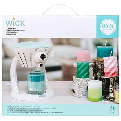 Инструмент для изготовления свечей Wick candle maker We R