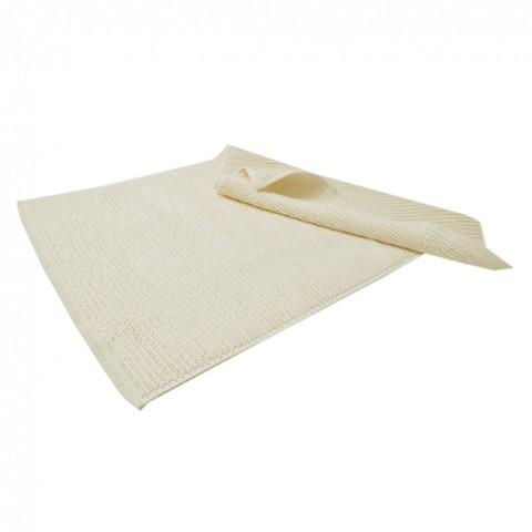 Элитный коврик для ванной Galata Organic слоновая кость от Hamam