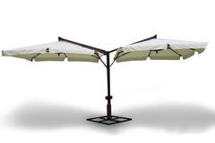Зонт уличный для кафе Zevs Double