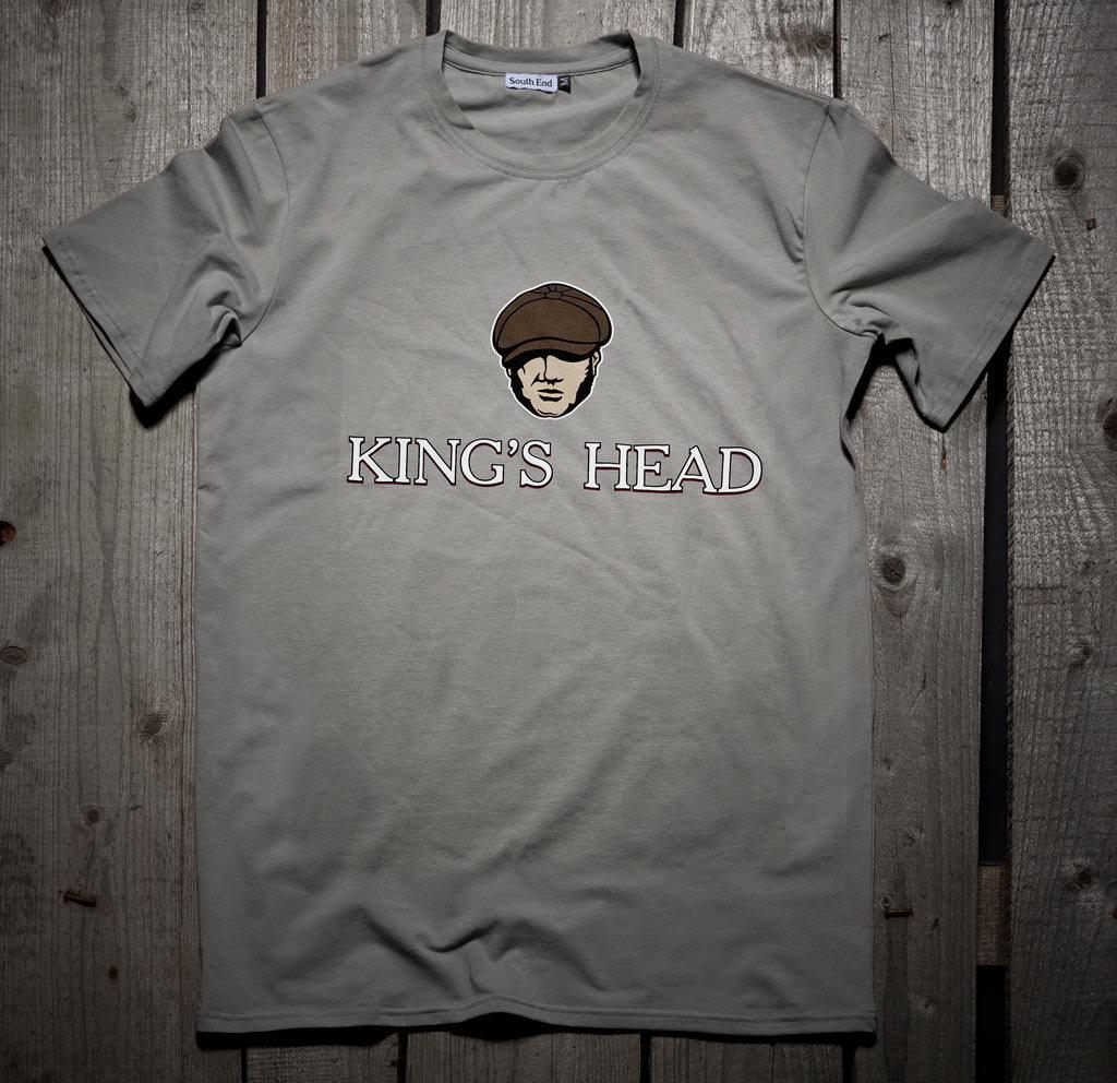 Футболка King's head