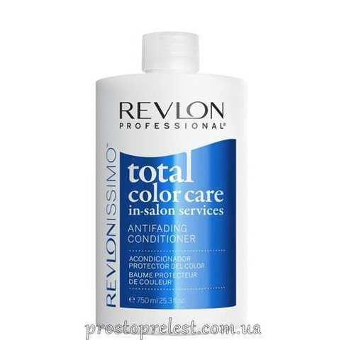 Revlon Professional Revlonissimo ISS Sulfate Free Antifading Conditioner - Безсульфатный кондиционер анти-вымывание цвета